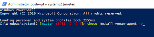 Windows Operations and Using Chocolatey for Windows Package