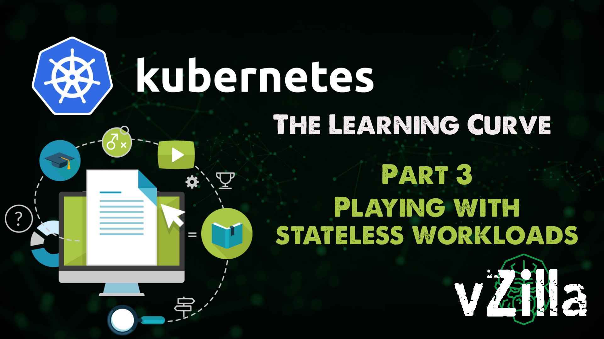 K8s Part3PlayingWithStatelessWorkloads
